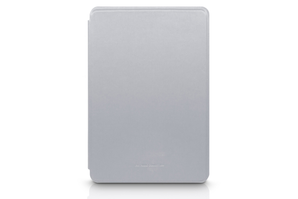 Kajsa iPad Mini / Mini 2 Book-Case °Metallic Collection°, silber