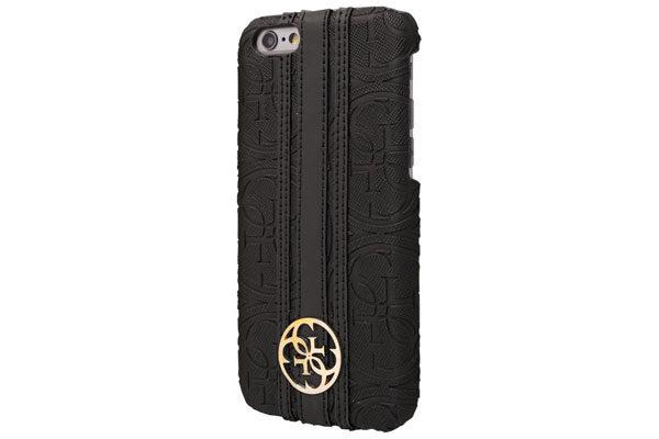 GUESSS iPhone 6/6S Heritage Hardcase, schwarz