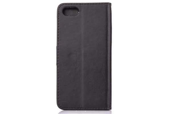 Bridge94 iPhone 7 Plus PU-Leder Wallet, schwarz
