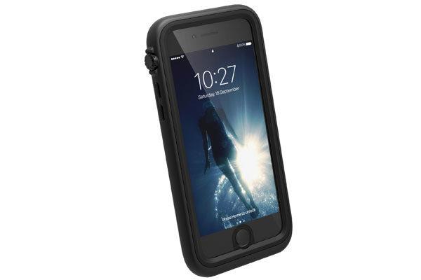 Catalyst - Wasserdichtes (10m) und schockresistentes Schutzcase (2m) für iPhone 7, schwarz