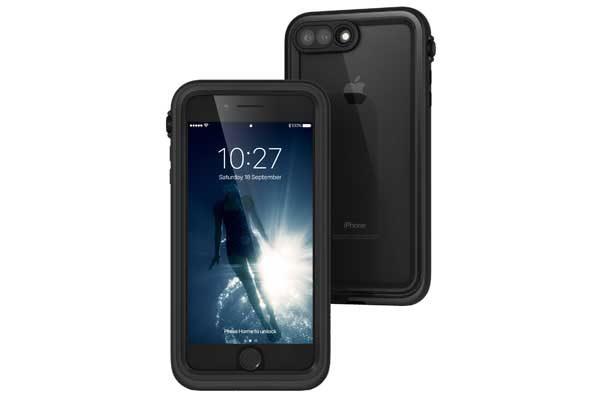 Catalyst - Wasserdichtes (10m) und schockresistentes Schutzcase (2m) für iPhone 7 Plus, schwarz