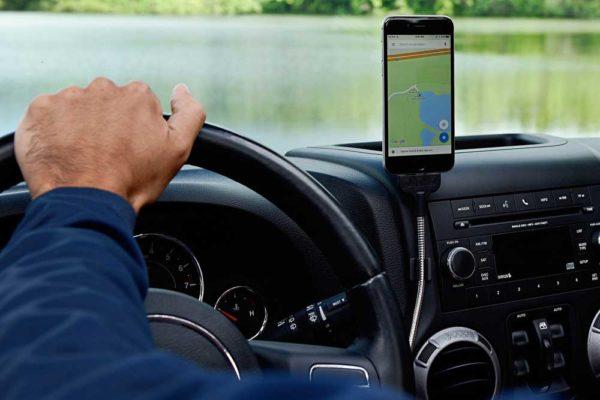 FUSE chicken Bobine Auto - Das flexibelste iPhone-Dock der Welt, 60cm