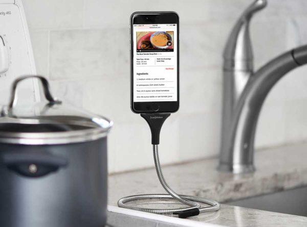 FUSE chicken Bobine - Das flexibelste iPhone-Dock der Welt, 60cm