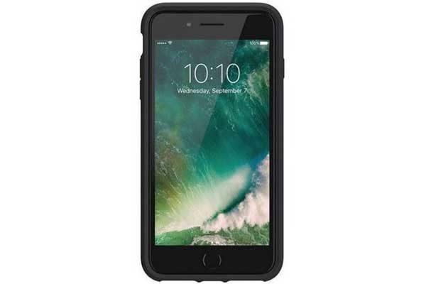 Griffin Survivor Journey Backcover für das iPhone 6 Plus/6S Plus/7 Plus, schwarz-grau