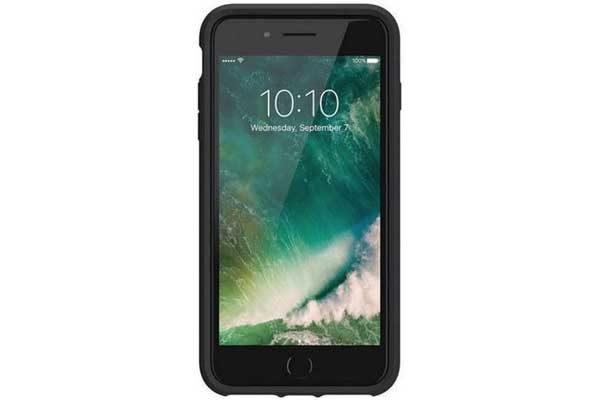 Griffin Survivor Journey Backcover für das iPhone 6 Plus/6S Plus/7 Plus, schwarz-weiss