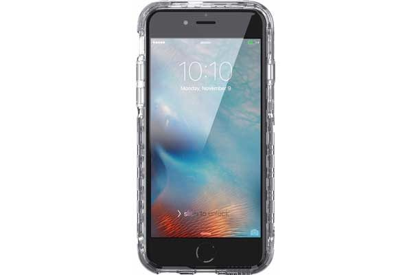 Griffin Survivor Journey Backcover für das iPhone 6 Plus/6S Plus/7 Plus, transparent-schwarz