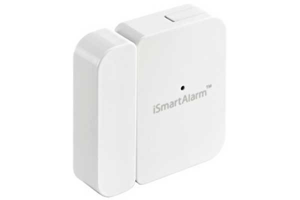 iSmartAlarm Contact Sensor - Zusätzlicher Tür-/Fenster-Sensor für iSmartAlarm Überwachungssystem, weiss
