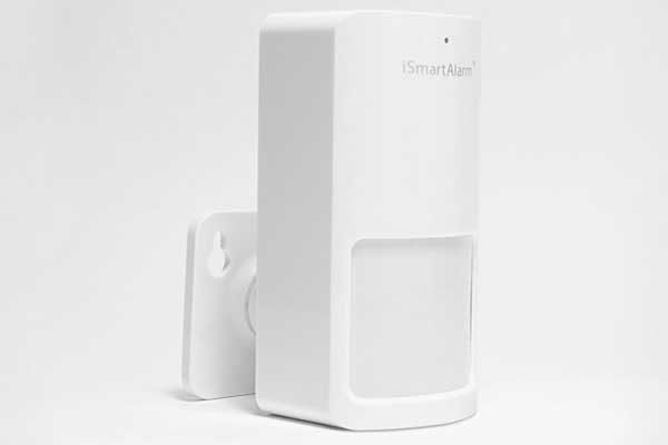 iSmartAlarm Motion Sensor - Zusätzlicher Bewegungsmelder für iSmartAlarm Überwachungssystem, weiss