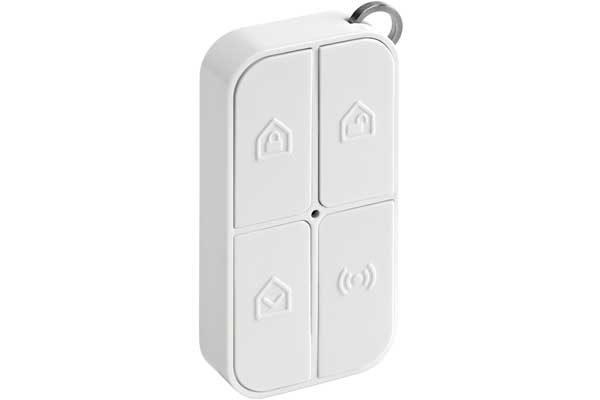 iSmartAlarm Remote Tag - Zusätzliche Fernbedienung für iSmartAlarm Überwachungssystem, weiss