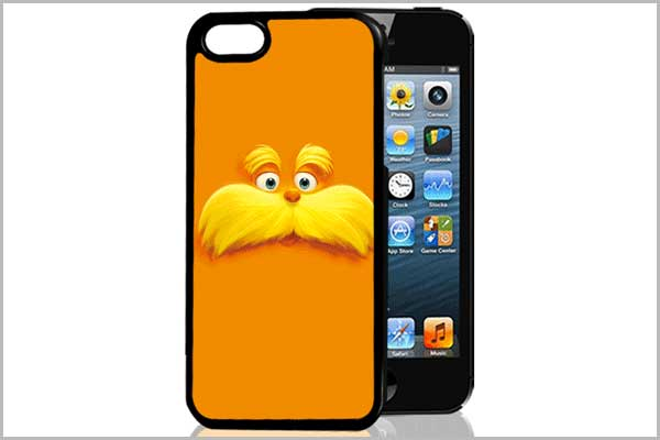 iPhone 5/5S/SE Back-Cover 3D