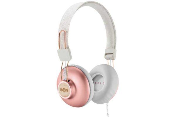 Marley Positive Vibration 2.0 On-Ear Kopfhörer mit 1-Button Remote/Microfon, Cooper