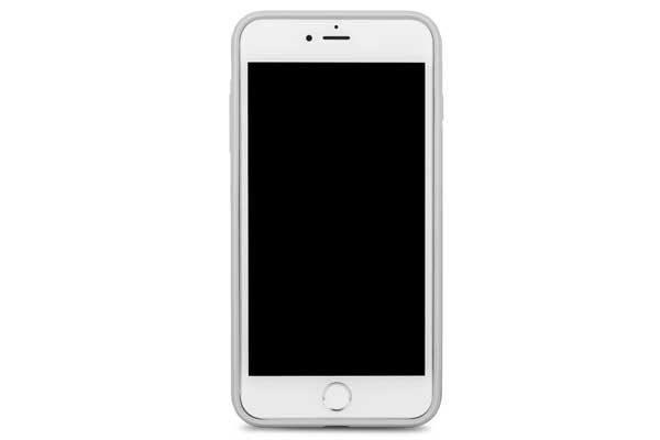 Moshi iGlaze - Edles Hardcase für iPhone 7 Plus, hellblau