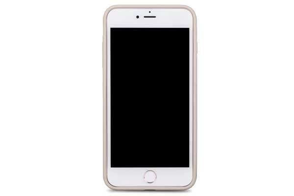Moshi iGlaze - Edles Hardcase für iPhone 7 Plus, hellgelb