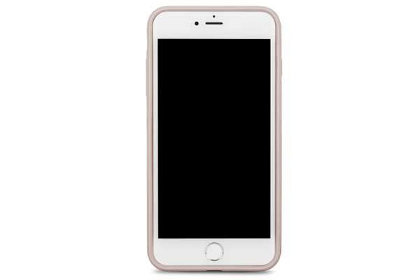 Moshi iGlaze - Edles Hardcase für iPhone 7 Plus, rosa