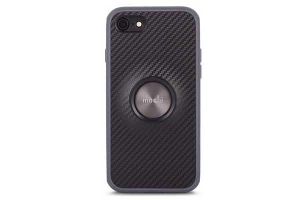 Moshi Lenkerhalterung BIKING KIT mit Case für iPhone 7, schwarz