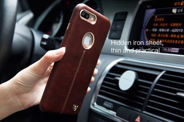 Nillkin Englond Backcover iPhone 7 Plus, rot
