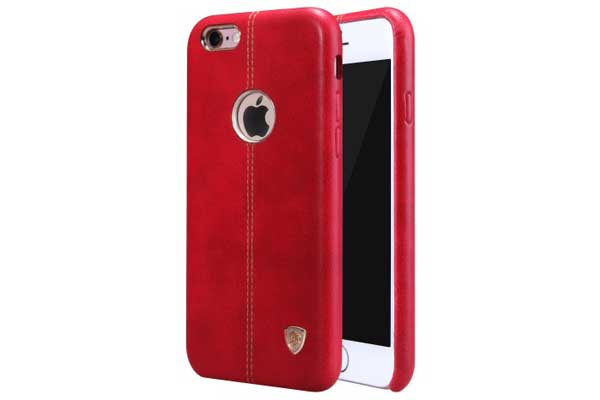 Nillkin Englond Backcover iPhone 7, rot
