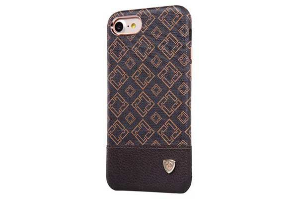 Nillkin Oger Backcover iPhone 7, braun