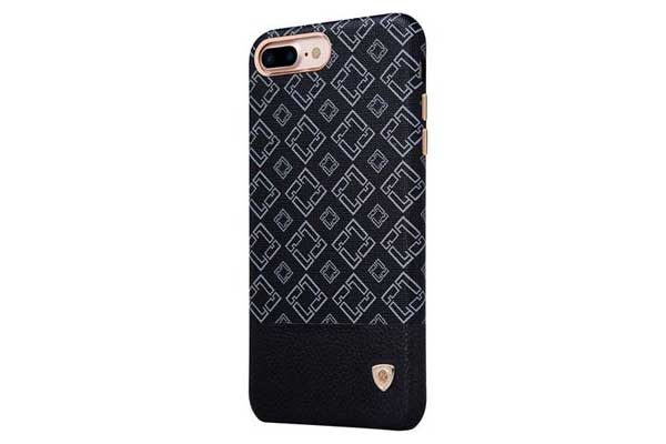 Nillkin Oger Backcover iPhone 7 Plus, schwarz