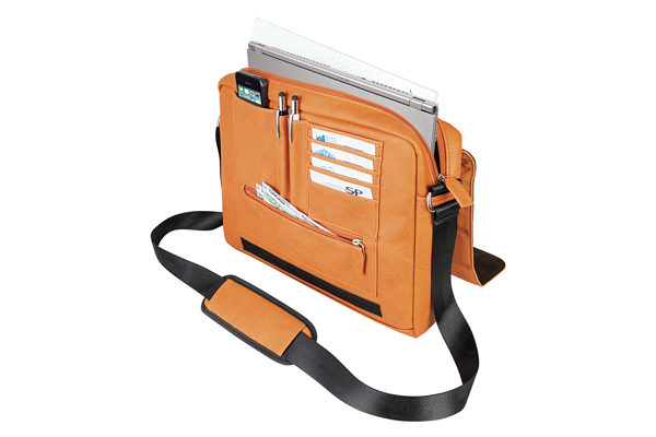WEDO Tasche GoFashion Pro quer, orange