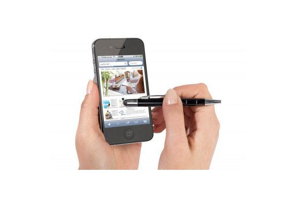 WEDO Touch Pen MINI, schwarz