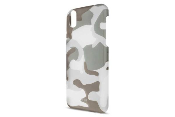 Artwizz iPhone X Camouflage Clip Case / Backcover / Rückseitenschutz, camouflage