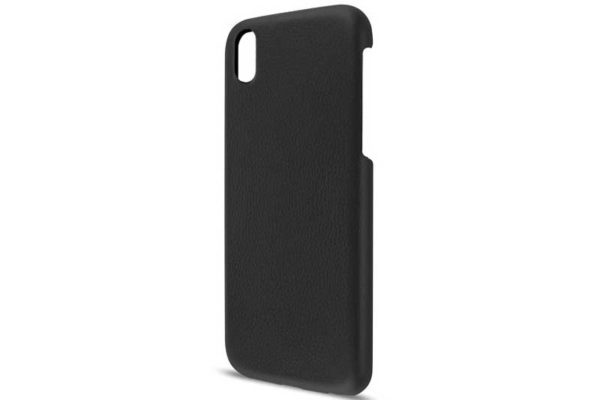 Artwizz iPhone X Leather Clip Leder Backcover / Case / Rückseitenschutz, schwarzArtwizz iPhone X Leather Clip Leder Backcover / Case / Rückseitenschutz, schwarz