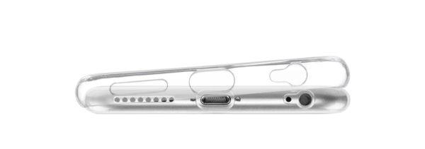 Artwizz iPhone X NoCase / Backcover / Rückseitenschutz mit hoher UV Resistenz, transparent