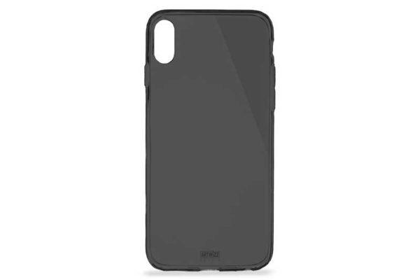Artwizz iPhone X NoCase / Backcover / Rückseitenschutz mit hoher UV Resistenz, schwarz