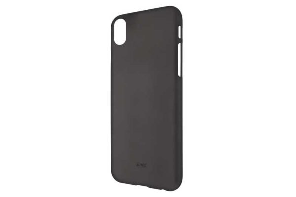 Artwizz iPhone X Rubber Clip Case / Backcover / Rückseitenschutz, schwarz