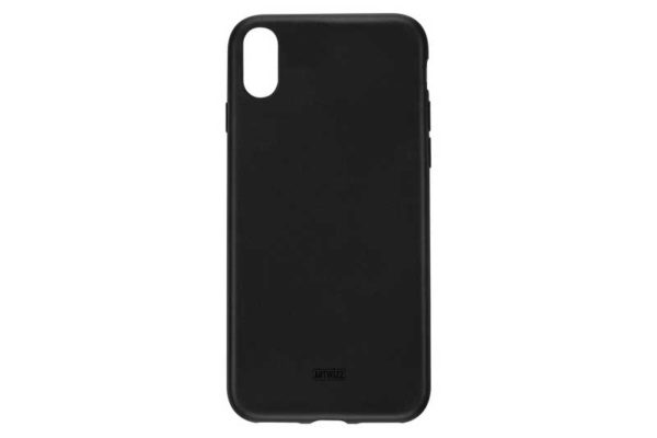 Artwizz iPhone X TPU Case / Backcover / Rückseitenschutz aus elastischem Kunststoff, schwarz