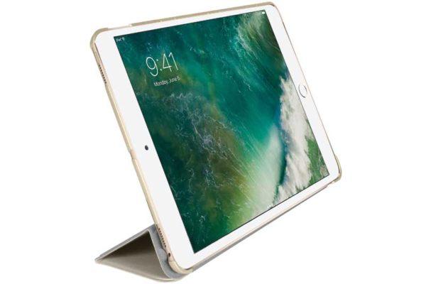 """Macally Bookstand iPad Pro 10.5"""" - Hochwertige Schutzhülle mit Stand- und Sleep-/Wake-Funktion, gold"""