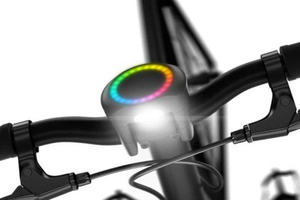 SmartHalo Bike System - Das revolutionäre SmartHalo verwandelt Dein Fahrrad in ein Smart Bike
