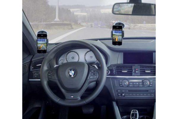 Herbert Richter Smartphon-Halterung iGrip Autohalterung