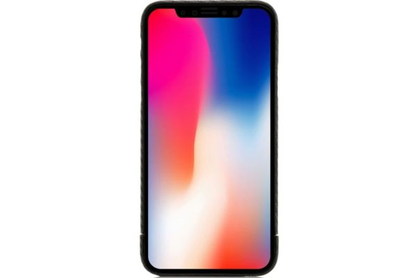 Nevox CarbonSeries iPhone X, Logo-Edition