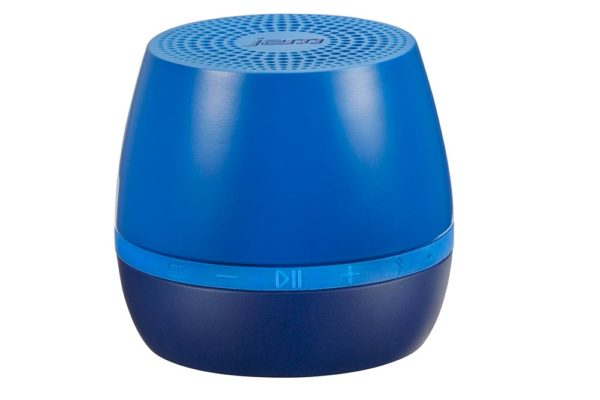 HMDX-JAM-Classic-portabler-universeller-Bluetooth-Mini-Lautsprecher-Akku-Klinkenanschluss-blau