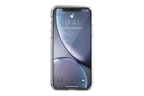 Just-Mobile-TENC-Air-Case-Hochwertig-duenn-spezielle-Beschichtung-gegen-Kratzer-iPhone-XR-Matte-Crystal Clear-2