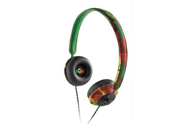 Marley-Positive-Vibration-2.0- On-Ear Kopfhörer-1-Button-RemoteMic-Rasta-green-3