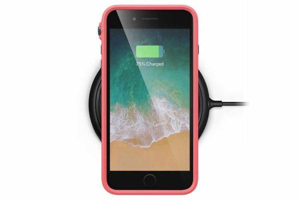 Catalyst-Impact-Military-Grade-Shock-resistentes-Case-(3m-MIL-STD-810G)-iPhone-7-8-Plus-Oese-Schlaufe-Toggle-Stummschaltung-Coral-Black-2