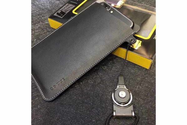 G-Case-iPhone-6-6s-7-8-Plus-X-Xs-Max-Universal-PU-Leder-Wallet-Slot-Pouch-Sleeve-Case-Schwarz