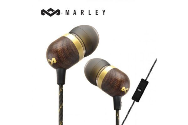 Marley-Smile-Jamaica-In-Ear-Kopfhörer-1-Button-RemoteMic-Brass
