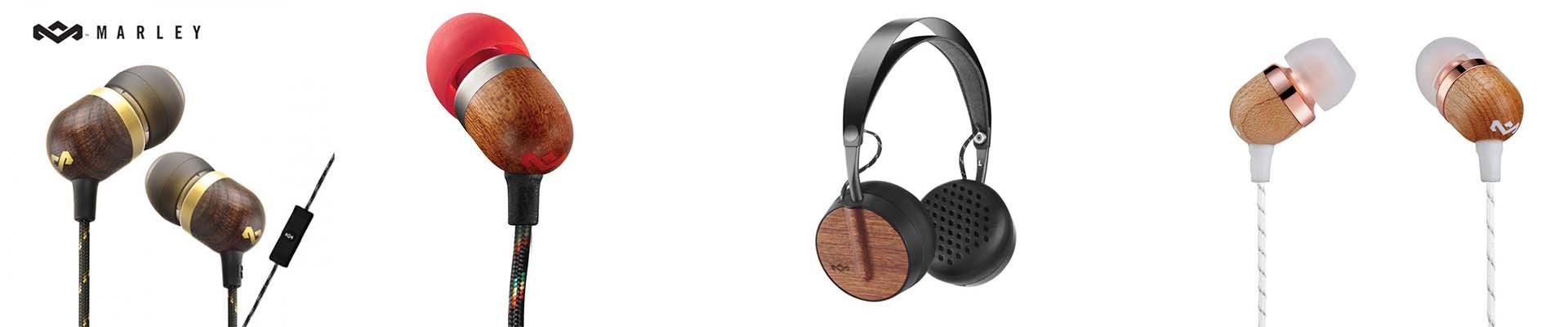 Marley-in ear-Kopfhörer