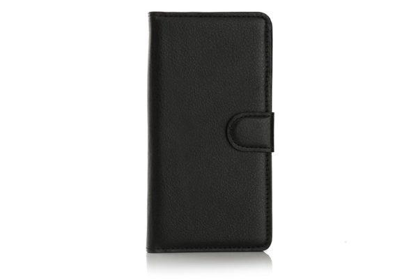 Mobiletto-iPhone-X-Xs-PREMIUM-ultra-schlanke-Schutzhülle-Magnetclip-Kartenfächer-schwarz