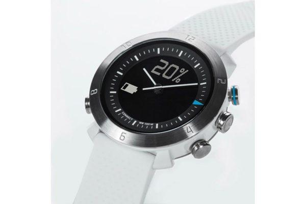 Cogito-Classic-Clevere-wasserdichte-Bluetooth-4.0-SmartWatch-Benachrichtungen-iPhone-Finder-Fernbedienungsfunktionen-Smartphones-Weiss-2