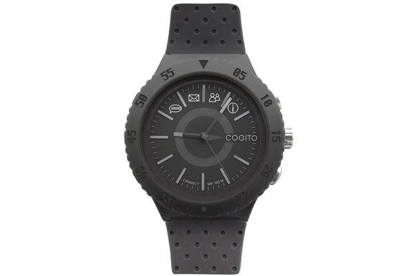 Cogito-Pop-Clevere-wasserdichte-Bluetooth-4.0-SmartWatch-Benachrichtungen-Phone-Finder-Fernbedienungsfunktionen-iPhone-Smartphones-Grau-2