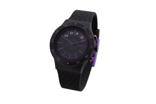 Cogito-Pop-Clevere-wasserdichte-Bluetooth-4.0-SmartWatch-Benachrichtungen-Phone-Finder-Fernbedienungsfunktionen-iPhone-Smartphones-Purple-2