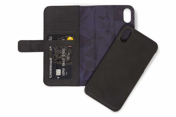 Decoded-Premium-2-in-1-Wallet-Case-Backcover-Fächer-Kreditkarten-Cash-iPhone-XR-Schwarz-2