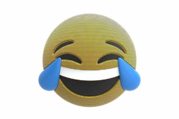 HMDX-JAM-Jamoji-V2-LOL-Bluetooth-Lautsprecher-lustiger-Emoticon-Form-Lichteffekten-Gelb-2