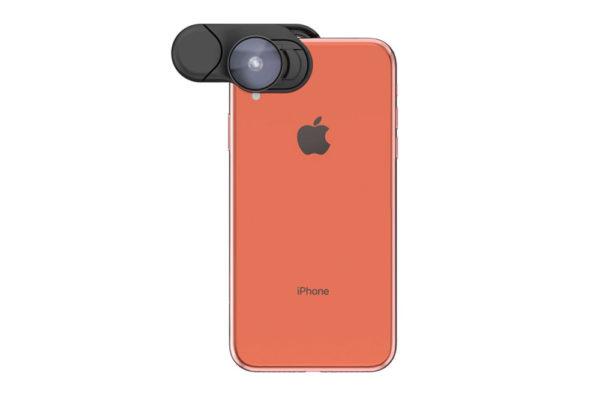 Olloclip-Fisheye-Macro-Essential-Thelephoto-Essential-Lens-Aufsteckobjektiv Super-Wide-iPhone-Xr-2