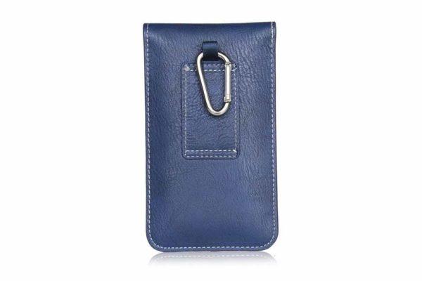 Bridge94-iPhone-6-7-8-Plus-Xr-Xs-Max-Gürtel-Holster-Tasche-Kreditkarten-vertikal-Blau-3